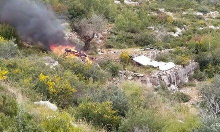 Les habitants de Ras Karkar démantèlent une colonie sauvage construite sur leurs terres