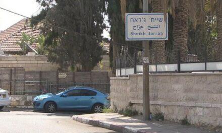 La Jordanie signe 14 accords avec les habitants de Sheikh Jarrah à Jérusalem