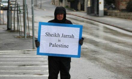 Une Nakba permanente à Jérusalem
