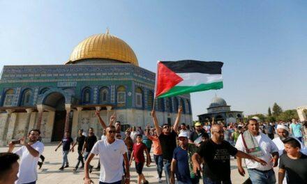 Al-Quds au cœur de la Palestine et de la nation : Soutien à la résistance maqdissie palestinienne N° 27 – avril 2021