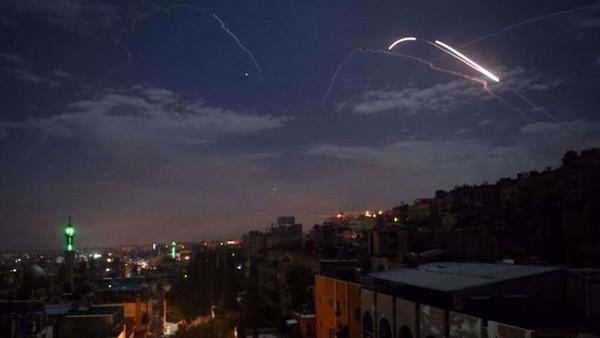 Syrie: le pétard mouillé d'Israël ?