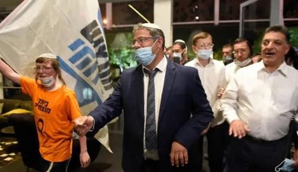 Sur les résultats des élections israéliennes: c'est le kahaniste Ben Gvir qui vous gêne ?