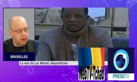 Agression terroriste contre le Tchad du maréchal Deby Itno