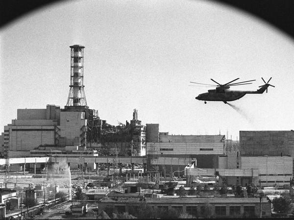 Tchernobyl : une bombe à retardement