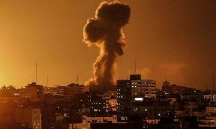 En direct de Gaza : 15 raids israéliens et bombardements intensifs sur la bande de Gaza