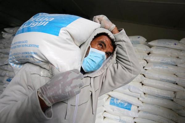 Sans les colis de l'UNRWA, les Gazaouis ne s'en sortent pas