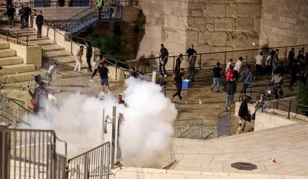 Jérusalem : l'extrême-droite défile aux cris de « Mort aux Arabes »