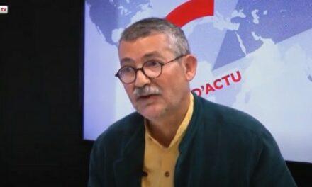 """""""Et s'ils avaient crié """"Mort aux juifs ?"""", s'indigne le journaliste Dominique Vidal"""