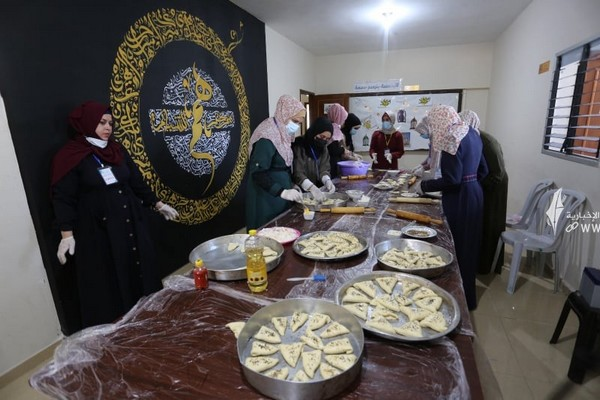«Pain et pâtisseries pour Gaza»