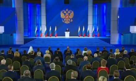 Allocution de Poutine : pour une Russie dynamique, unie et souveraine