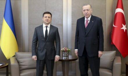Ukraine : le jeu trouble de la Turquie face à la Russie