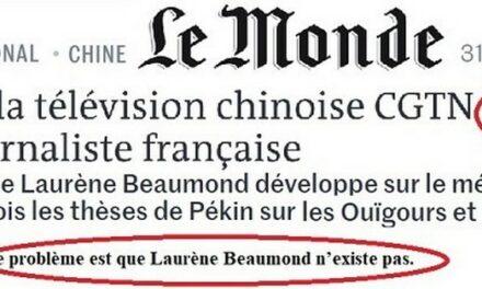 Ouïghours : catastrophe éditoriale pour «Le Monde» et les experts pacsés avec l'OTAN