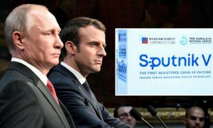 Moscou : en boycottant le vaccin russe, Macron mène une « guerre contre son propre peuple »