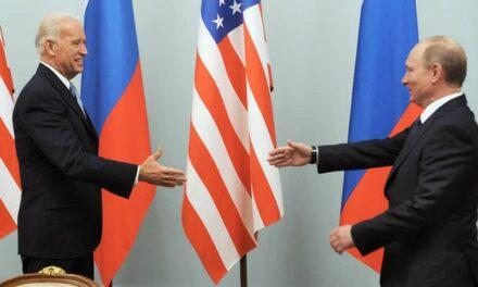 La Russie envisage une rencontre Biden / Poutine – pour quoi faire ?
