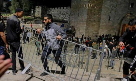 A Jérusalem, la police de l'apartheid recule