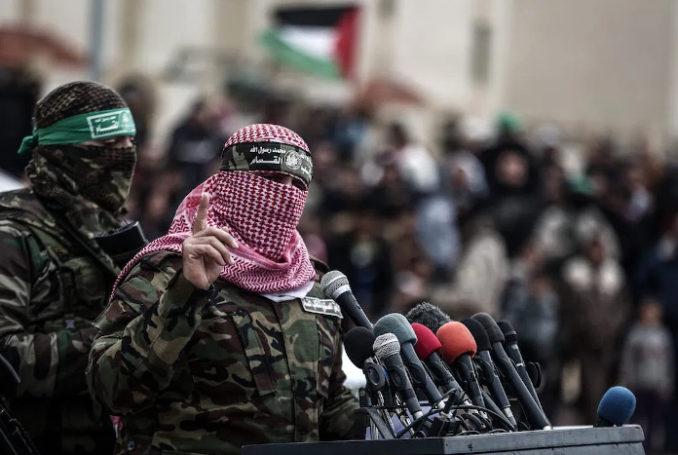 """Abu Obayda : """"Aujourd'hui, Gaza, la Cisjordanie, Jérusalem et la Palestine occupée en 1948 ne font qu'un"""""""