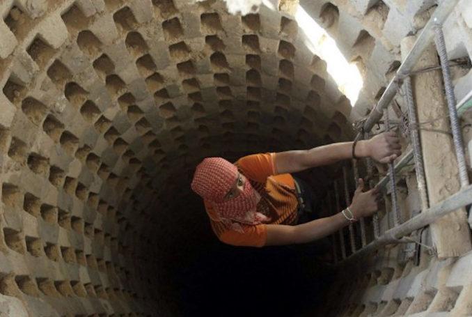 Les tunnels entre l'Égypte et Gaza reprennent du service