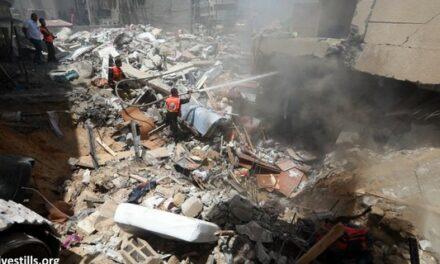 Agression israélienne contre la population de Gaza : la France doit d'urgence rectifier sa position
