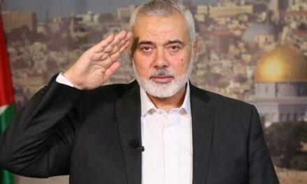 Haniyeh: Nous avons prouvé au monde qu'Al-Aqsa et Jérusalem sont une ligne rouge