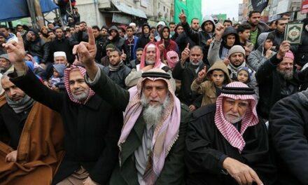 Appels dans l'intérieur occupé à des manifestations de masse en solidarité avec Jérusalem