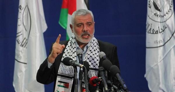 Haniyeh: Le dernier mot sera pour la résistance si l'occupation ne se retire pas de ses crimes à Jérusalem