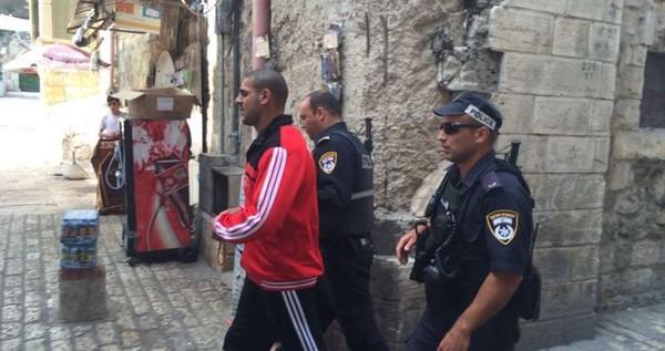 2000 Palestiniens arrêtes de Jérusalem et de l'intérieur occupé en deux semaines