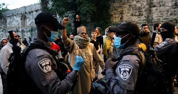 250 palestiniens arrêtés dans l'intérieur occupé en 2 jours