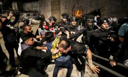 Les foules d'extrémistes israéliens scandant « Mort aux Arabes » provoquent la rage palestinienne contre l'occupation et font entrevoir une troisième Intifada