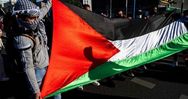 Jénine : Une marche pour la victoire de Jérusalem et Gaza