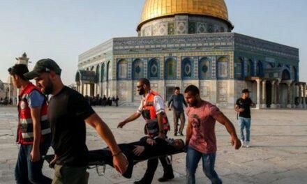 Israël empêche le personnel médical de soigner les blessés à Al-Aqsa