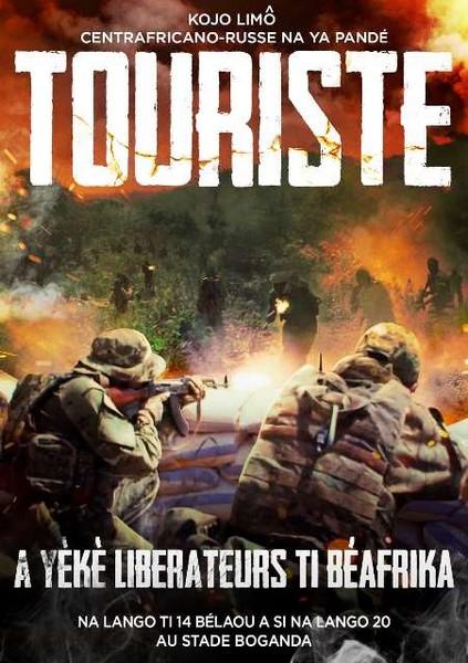 'Touriste': le film centro-russe qui salue le rôle central de la Russie en RCA