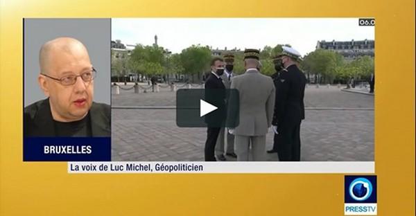 Lettres des généraux français: comment Macron et Marine Le Pen entendent confisquer la présidentielle