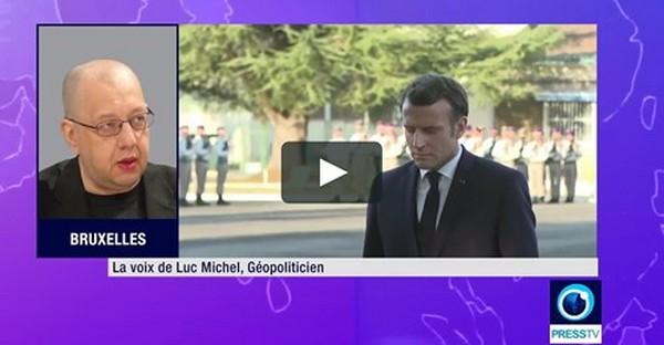 Le 'New Deal' de Macron (II), complot américano-français pour un nouveau 'Printemps africain' et une Francafrique 2.0