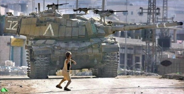 Israël a perdu la main