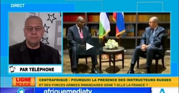Édition spéciale 'France – Russie – Centrafrique'