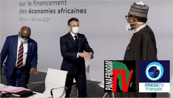 Sommet France-Afrique (II) : la diaspora panafricaine manifeste contre l'escroquerie de ce sommet ce 22 mai 2021 à Paris