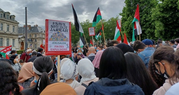 Le président de l'AFPS libéré, la mobilisation pour la Palestine continue !