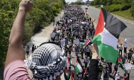L'impérialisme américain est responsable des crimes de guerre israéliens à Gaza