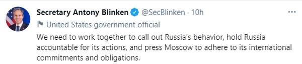L'épopée médiatico-diplomatique de la rencontre Biden / Poutine continue