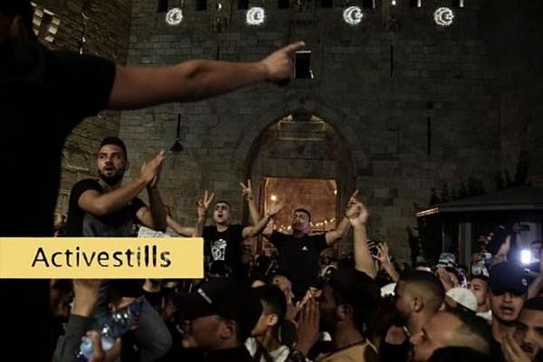 Manifestations à Jérusalem : La nouvelle génération palestinienne se soulève