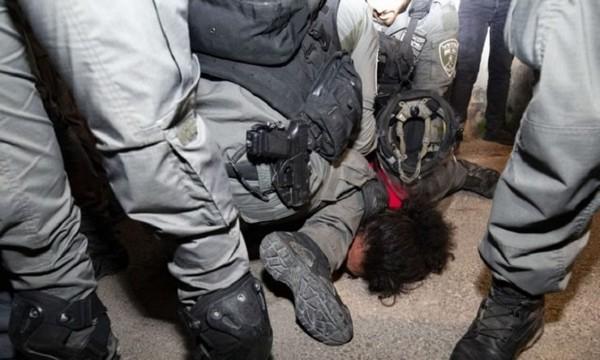 AlQuds occupée: Agression barbare contre un Palestinien rappelant celle de Georges Floyd