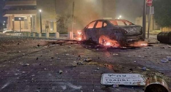 Les Israéliens perdent le contrôle de la ville de Lod. La grande surprise de la révolte, les Palestiniens de l'intérieur