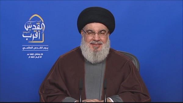 S. Nasrallah: Nous ne tolèrerons aucune erreur de manœuvre, aucun acte d'agression israélienne contre le Liban