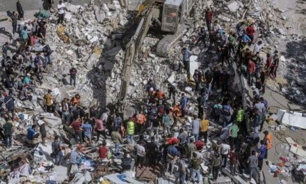 En direct de Gaza : Il est 19h30h à Gaza ce mardi 18 mai 2021