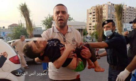 En direct de Gaza : Dix palestiniens dont quatre enfants assassinés par l'armée israélienne