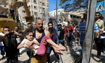 En direct de Gaza : Il est 21h à Gaza ce lundi 17 mai 2021