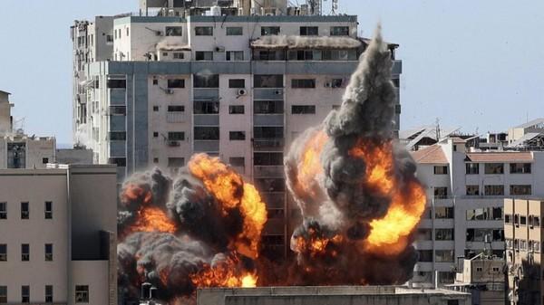 En direct de Gaza : il est 19h à Gaza ce samedi 15 mai 2021
