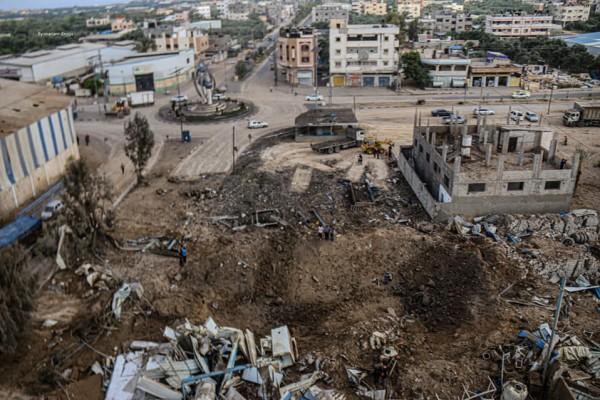 En direct de Gaza : Il est 16h à Gaza ce mardi 11 mai 2021, Bilan provisoire