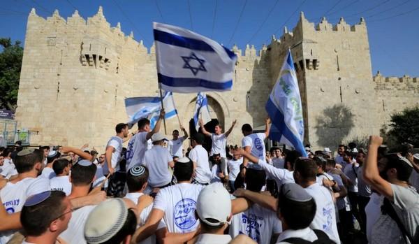 Jérusalem : provocation israélienne massive attendue lundi