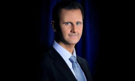 Le président al-Assad reçoit des télégrammes de félicitations adressés par les présidents de plusieurs pays pour sa victoire à la présidentielle